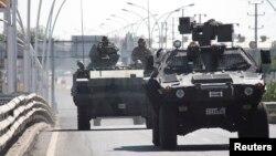 گشت ارتش ترکیه در جنوب شرق این کشور