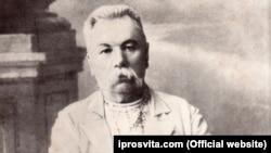 Марко Кропивницький (1840–1910), український письменник, драматург, театральний актор, засновник українського професійного театру Корифеїв