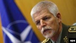 Претседателот на Воениот комитет на НАТО, Петар Павел