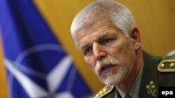 Претседавачот на Воениот комитет на НАТО, генерал Петр Павел