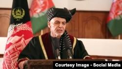 اشرف غني: افغانستان کې د ښځو پر وړاندې تاوتریخوالی یوه جدي او ملي ستونزه د
