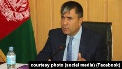 محمد ذکریا سودا، والی بدخشان