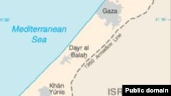 Појасот Газа