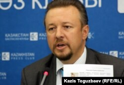 Юрист Василий Резван. Алматы, 27 июля 2012 года.
