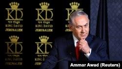بنیامین نتانیاهو در دیدار با هیات روسی به تهدیدهای ناشی از «تثبیت نظامی ایران در سوریه» پرداخت.