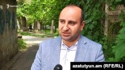 Սահմանադրական իրավունքի մասնագետ Վարդան Այվազյան