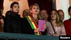 Жанін Аньєс закликала до проведення нових чесних виборів президента в Болівії найближчим часом