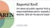 """Guvernatorul BNM anunță finalizarea celui de-al doilea raport al firmei americane Kroll despre """"furtul miliardului"""""""