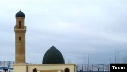 The Oily Rocks mosque