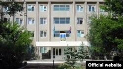 Здание администрации в городе Байконуре. Иллюстративное фото.