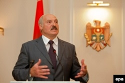 Президент Беларуси Александр Лукашенко. 24 сентября 2104 года.