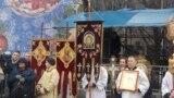 Молебень і хресна хода на Різдво Христове в Севастополі, 7 січня 2017 року. Архівне фото