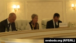 Попердня зустріч Тристоронньої контактної групи у Мінську, 19 вересня, 2014