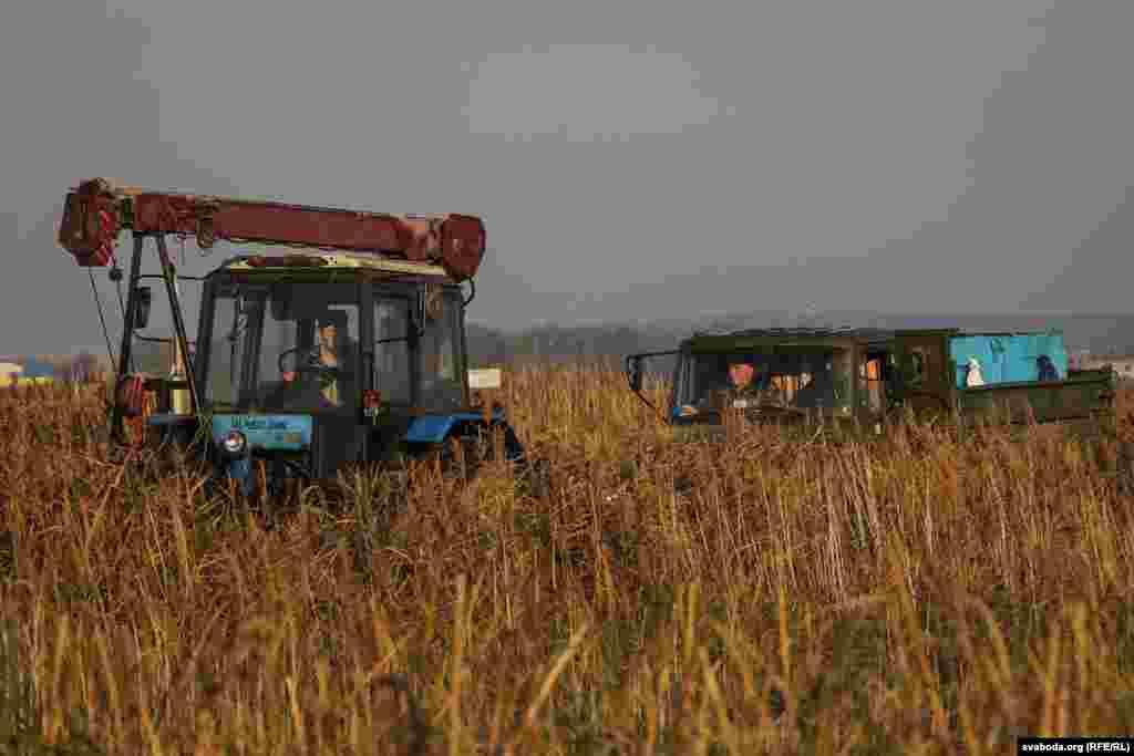 Рыбную продукцию в Беларуси производят не только хозяйства, находящиеся в государственной собственности, но и частные предприятия.