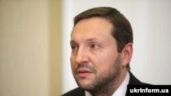 Міністр інформаційної політики України Юрій Стець