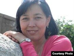 Тарыхчы Роза Абдыкулова. 22-июнь, 2010-жыл.