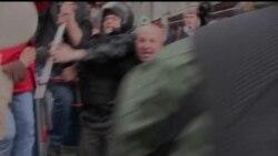 """Разгон акции """"Стратегия-31"""" на Триумфальной площади"""