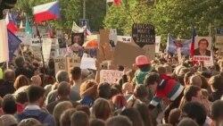 Протесты против премьера Чехии Бабиша: почему чехи вышли на улицы?
