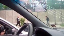 Взрыв в центре Кабула