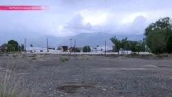 В сторону Иссык-Куля движется нефтяное пятно
