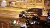 Barikade i eksplozije u Minsku