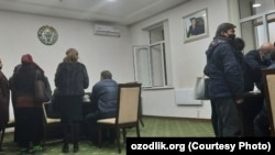 Қашқадарё вилояти Халқ қабулхонаси