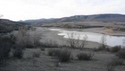 Верховье Белогорского водохранилища