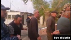 Кыргызстанцы, находившиеся в заложниках в Таджикистане.