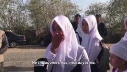 В селе Фердауси не стихает спор вокруг хиджабов