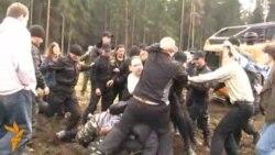 Воскресение в Цаговском лесу