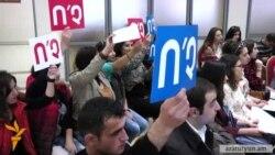 Զուրաբյան. Նոր Սահմանադրության մեջ Գագիկ Հարությունյանին խոստացել են նախագահի պաշտոն