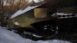 Військові про ситуацію в Катеринівці