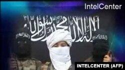 A Turkesztáni Iszlám Párt (TIP) által közzétett és az IntelCenter által megszerzett 2008-as videóból származó képen az abban az évben Pekingben rendezett olimpiai játékokat fenyegették meg