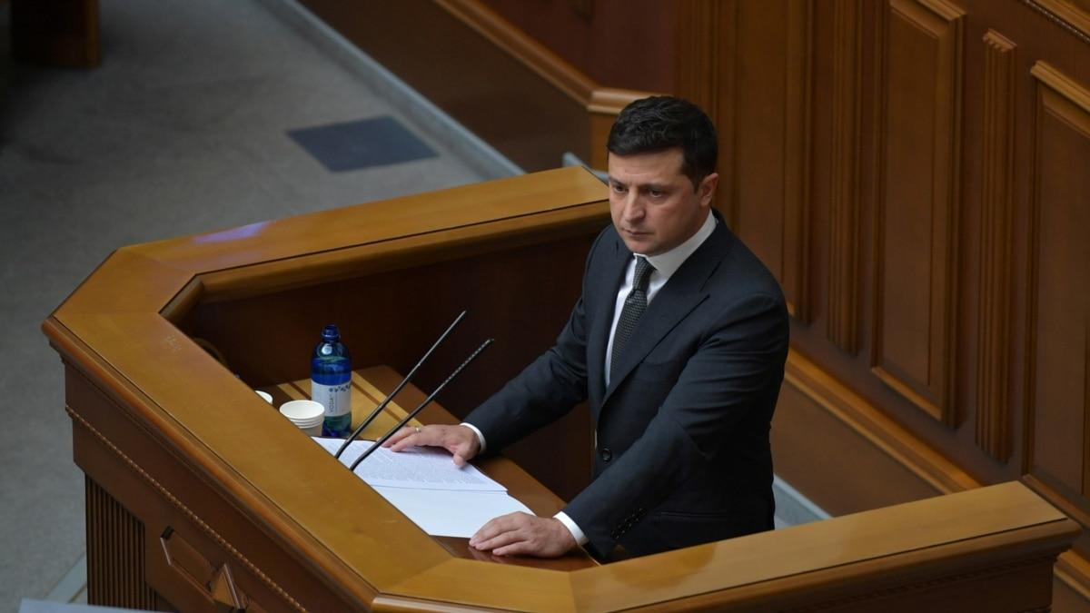 «Шоу для телевидения»: международные реакции на послание Зеленского в парламент