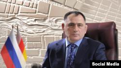 Махарбек Хадарцев, глава городского собрания Владикавказа