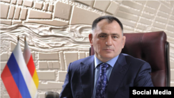 Глава Собрания представителей Владикавказа Махарбек Хадарцев