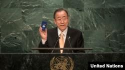 Sve strane krive za ubijanje nevinih ljudi u Siriji: Ban Ki Mun