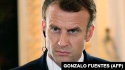 Kryeministri francez, Emmanuel Macron.