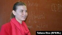 Преподаватель Мария Кожокару, Ниспорень