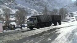 Роҳи Душанбе-Чаноқ боз шуд