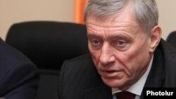 Ұжымдық қауіпсіздік шарты ұйымының бас хатшысы Николай Бордюжа.