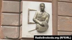 В Одесі відкрили меморіальну дошку на честь видатного російського художника Михайла Врубеля (фото Івана Шевчука), 13 березня 2012