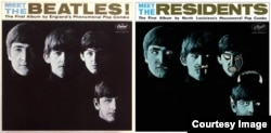 Meet the Beatles/ Meet the Residents
