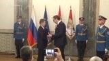 Vučić odlikovao predsednika upravnog odbora Gasproma