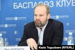 John Dalhuisen, directorul Amnesty International pentru Europa și Asia Centrală