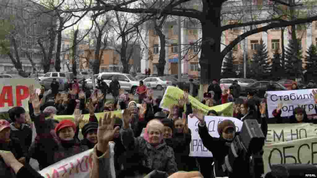 Казахстан. 29 ноября – 3 декабря 2010 года. #25