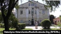 Монастир бригідок у Луцьку