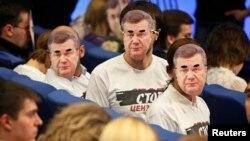 Наблюдатели убеждены, что события на медиарынке Украины связаны с будущими президентскими выборами в стране
