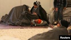 Սիրիացի փախստականները Հորդանանում, մարտ, 2013թ.