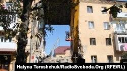 Газовий вибух у Дрогобичі, Львівська область. 28 cерпня 2019 року